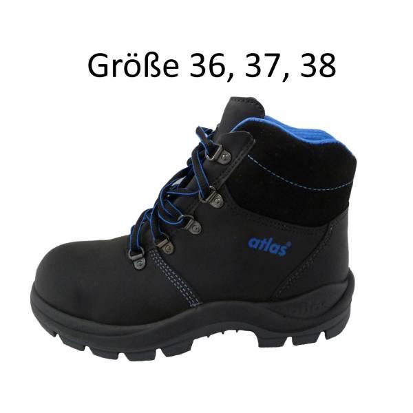 Details about Atlas Work Shoes Safety Shoes Boots Anatomic construction 500 S3 36 50 W1012 show original title