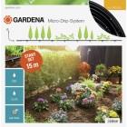 Gardena MDS Start-Set Pflanzreihen S 13010 Micro-Drip-System MPN: 13010-20