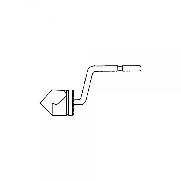 Kurbelsenker HSS BC1650 16,5mm IBT