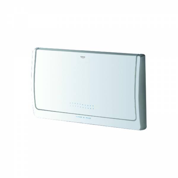 GROHE Abdeckplatte Classic 330 37053 330x190mm für Spülkasten 6-9l alpinweiß