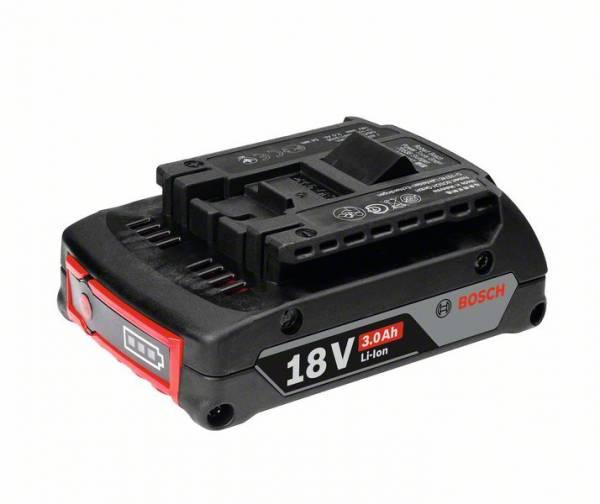 Bosch Akkupack GBA 18 Volt, 3,0 Ah, Single Layer