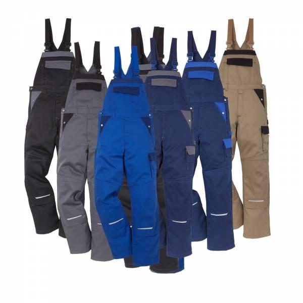 Fristads Kansas Icon Latzhose verschiedene Farben und Größen Arbeitshose Hose
