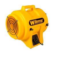 Wilms Ventilator AV1600 zum Lüften und Trocknen