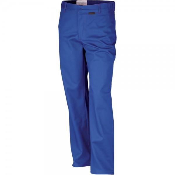 Schweißerbundhose Gr. 48, kornblau