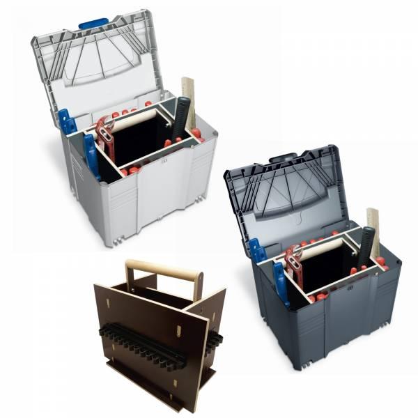 TANOS Werkzeug-systainer® T-Loc IV mit Holzeinsatz / Holzeinsatz Solo Auswahl
