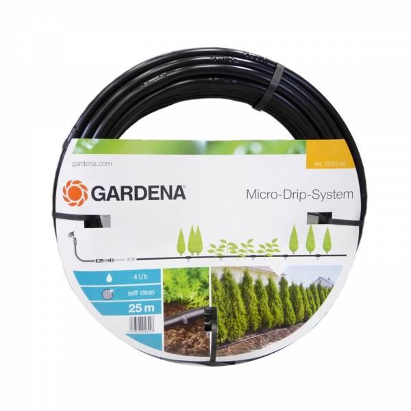 """Gardena MDS Tropfrohr 25m für Pflanzreihen oberirdisch 13mm 1/2"""" 13131"""