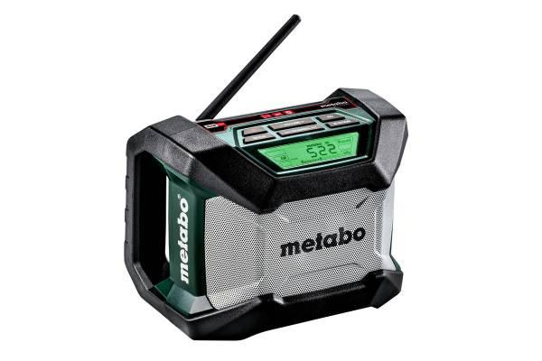 Metabo Akku-Baustellenradio R 12-18 BT 600777850 Karton
