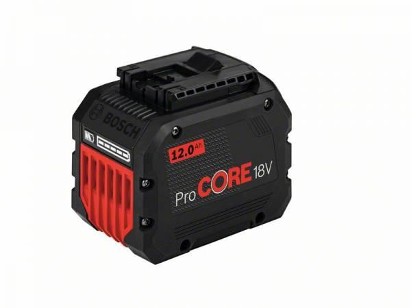 Bosch Akkupack ProCORE 18 Volt, 12.0 Ah 1600A016GU
