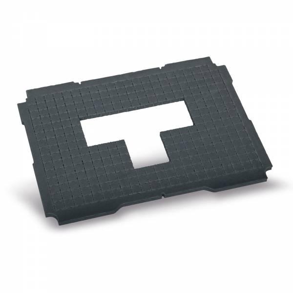 Tanos Würfelmittelpolster 10 mm hart für Systainer T-Loc