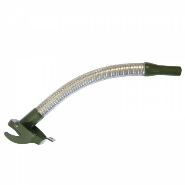 Ausgussstutzen flexibel mit Luftrohr 38cm Ausgiesser für Kanister