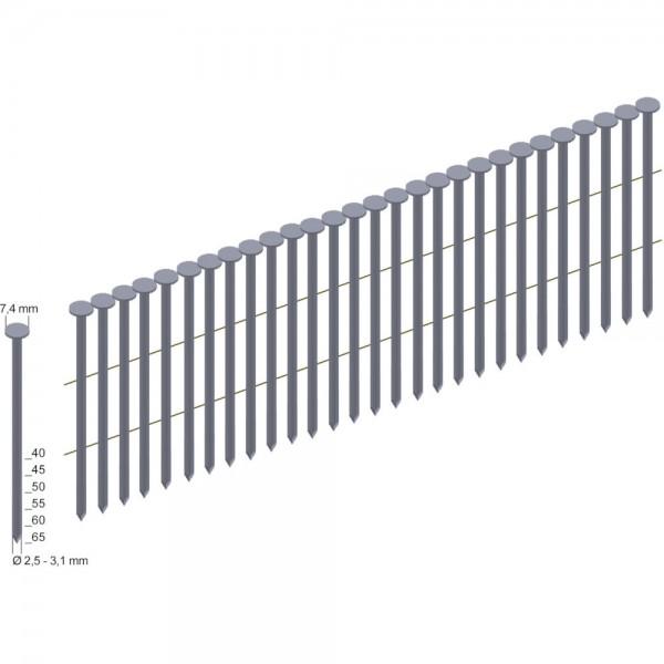 Coilnagel a 3600 Stck CNW31/90BK Prebena