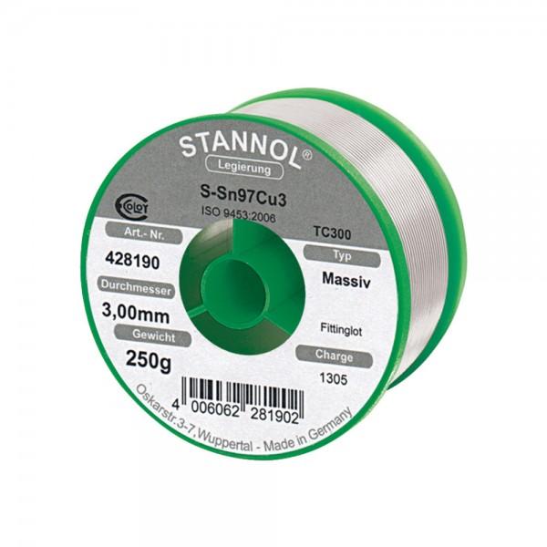 Fittingslot-97 Nr.428190 250g Stannol