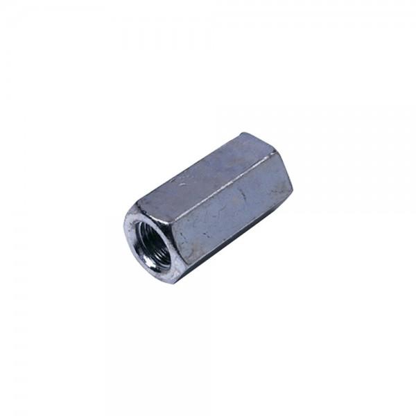 Verbindungsmutter Sechskant verzinkt 4.6 E-NORM
