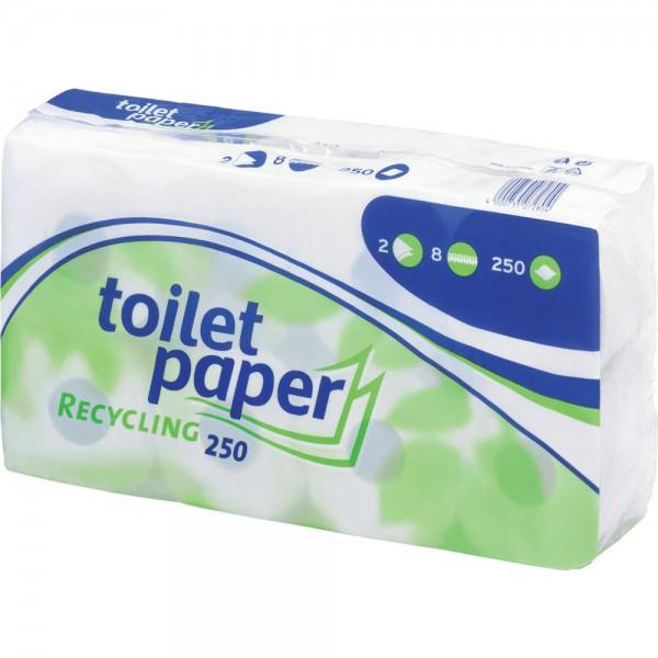 Toilettenpapier WEPASmart2-lg weiß 64 Rollen