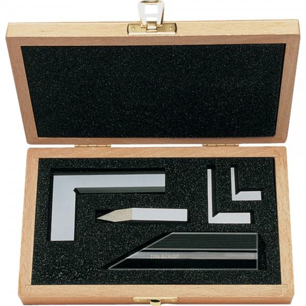 Präz.-Messzeugsatz 5-tlg. rostfr. FORUM