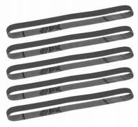 PROXXON Schleifbänder für BS/E, Sil-Carbid, 5 Stück, K 180 28579