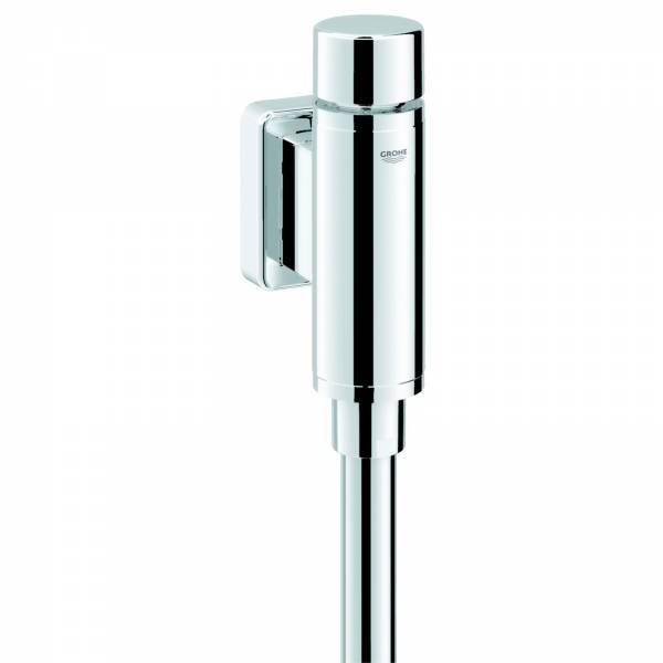 GROHE Urinal-Druckspüler Rondo 37346 DN15 ohne Vorabsperrung chrom