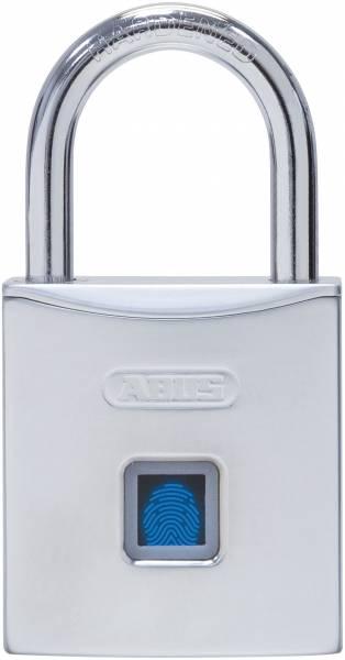 ABUS Vorhängeschloss 56/50 mit Fingerabdruck Scanner