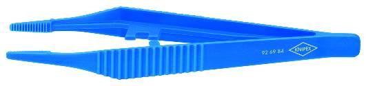 KNIPEX 92 69 84 Kunststoff-Pinzette 130 mm