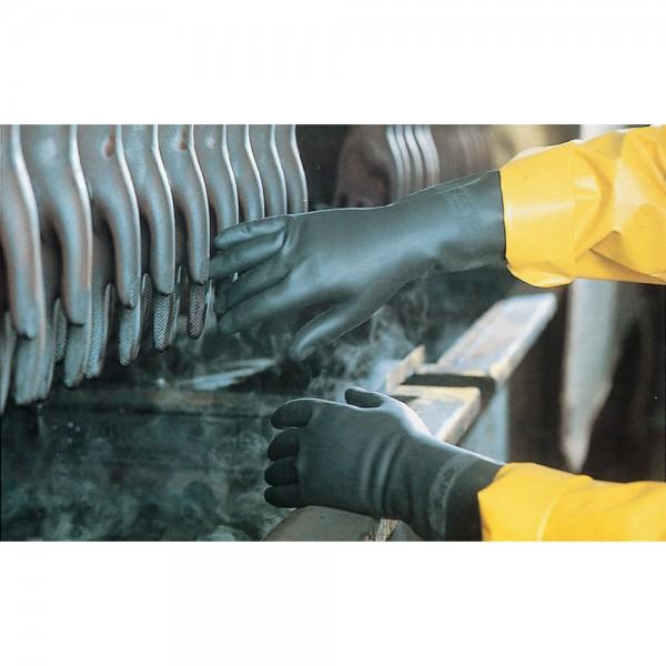 Handschuh Technic 401, schwarz