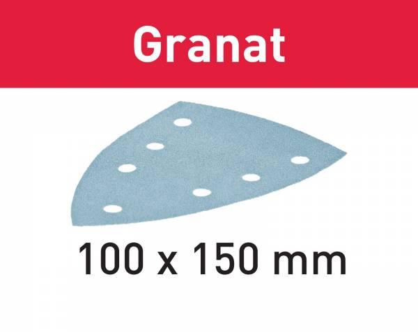 Festool Schleifblatt STF DELTA/7 P40-P400 50 oder 100 Stück Granat AUSWAHL