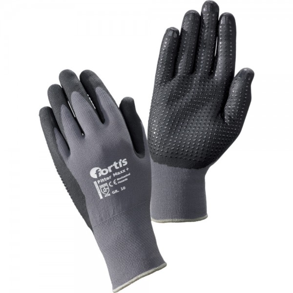 Handschuh Fitter Maxx Plus FORTIS