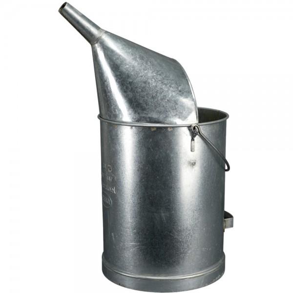 Messeimer aus Stahlblech 10,0l Pressol