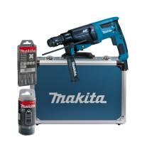 Makita Kombihammer SDS-PLUS 800W HR2631FT13 Bohrhammer