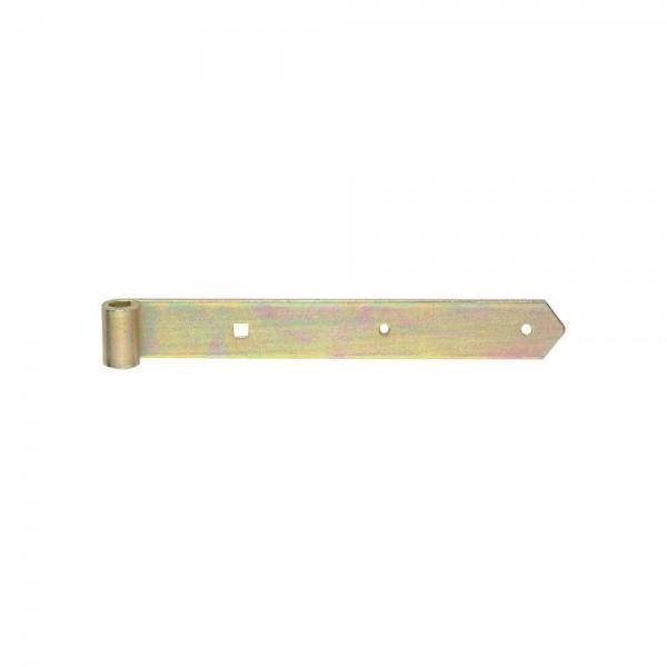 Ladenbänder D16 x500mm gelb verz. VPE 5