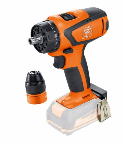 Fein 4-Gang Akku-Bohrschrauber ASCM 12 Q Select 71161064000