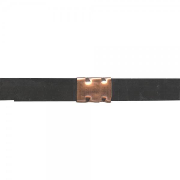 Vs.-Hülse (1000St.) f.Stahlband,16x27mm