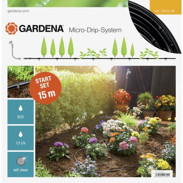 Gardena MDS Start-Set Pflanzreihen S 13010 Micro-Drip-System