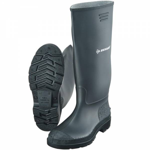 Dunlop Stiefel Pricemastor schwarz