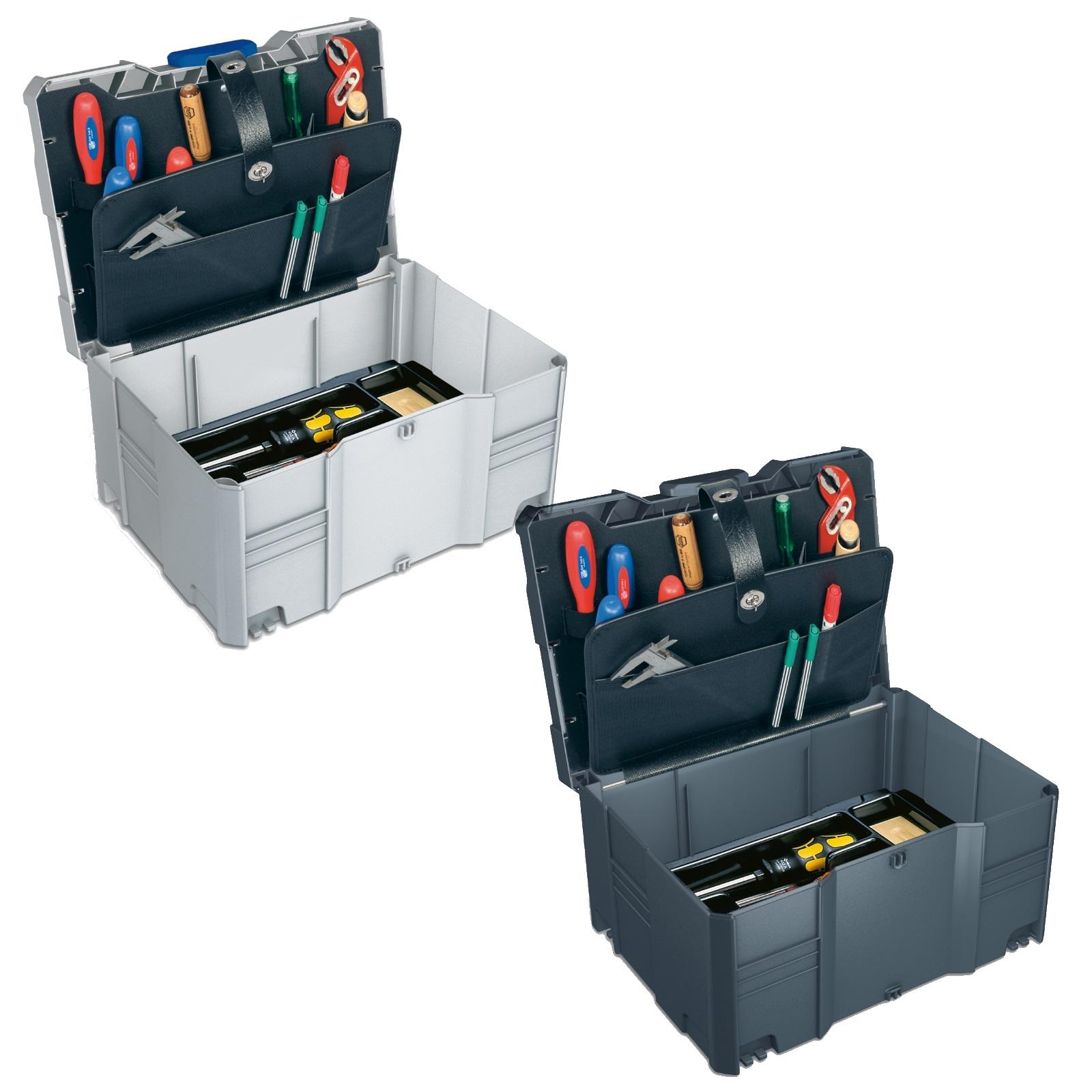 80500034 TANOS systainer® T-Loc I V   Einsatz Werkzeugdeckel   2-tlg