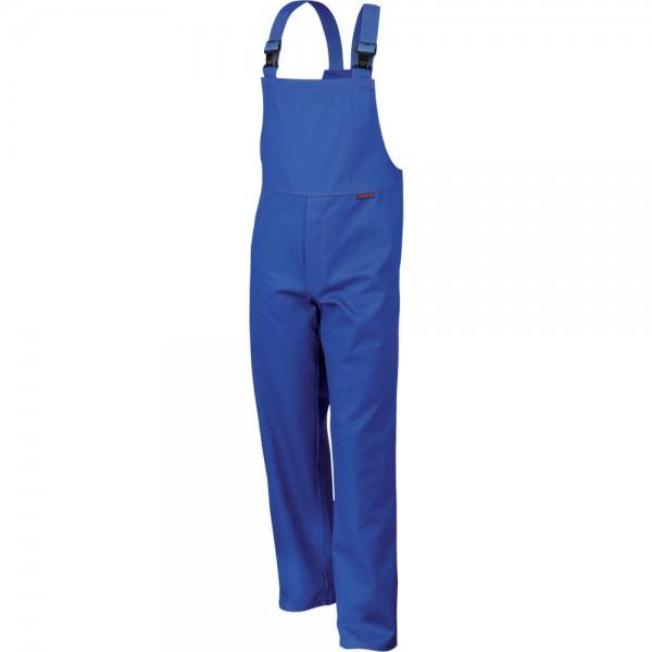 Schweißerlatzhose Gr. 54, kornblau
