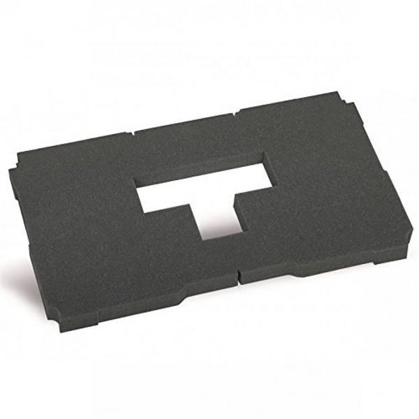 Tanos Würfelmittelpolster 30 mm weich für Midi Systainer T-Loc