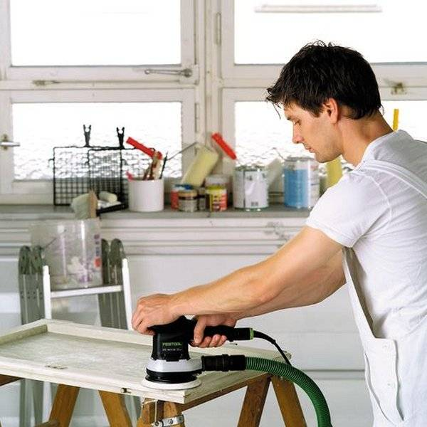 festool exzenterschleifer ets 150 5 eq inkl filterkassette 571912 ebay. Black Bedroom Furniture Sets. Home Design Ideas
