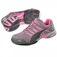 Puma Damen Sicherheitsschuh Celerity Knit Pink WNS Low S1 HRO SRC 642910 Arbeitsschuh