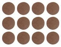 PROXXON Korundgebundene Schleifblätter für LHW, Korn 80, 12 Stück 28549