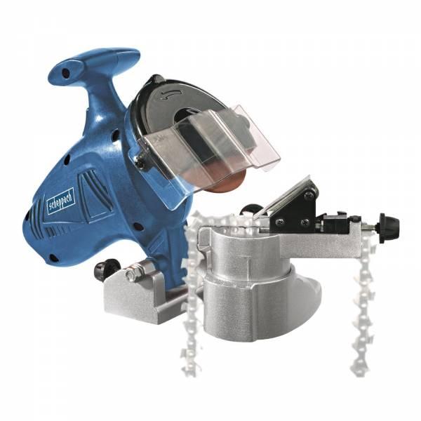scheppach Kettenschärfgerät KS 1000 Kettenschärfer 180 Watt für Sägeketten