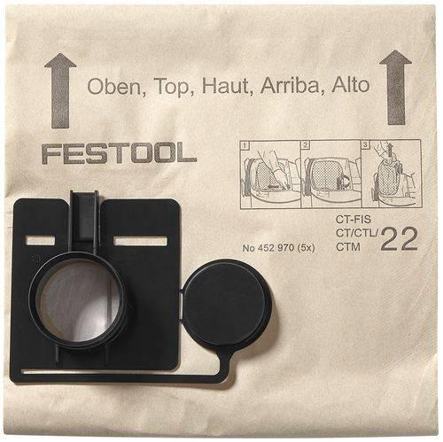 Festool Filtersack FIS-CT 33/5 452971