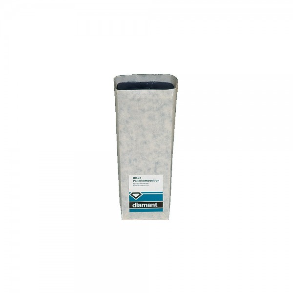 Schleif/Polierpaste 800g blau diamant