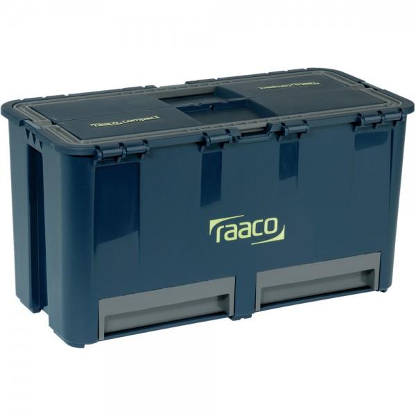 Werkzeugkoffer Compact 27 blau