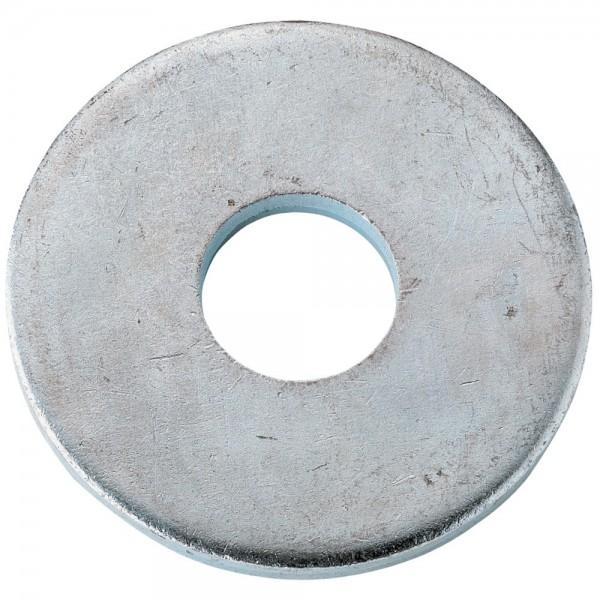 Scheibe DIN 440 verzinkt
