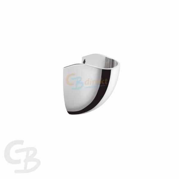 HG Abdeckung Unica'B chrom Hansgrohe 95064000