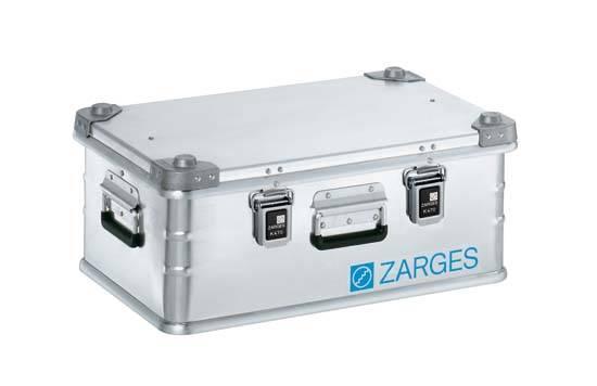 Zarges Alu-Kiste K470 550x350x220mm 40568