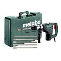 Metabo Kombihammer KH 5-40 691057000 + Meißelset 5-tlg.+ Kunststoffkoffer