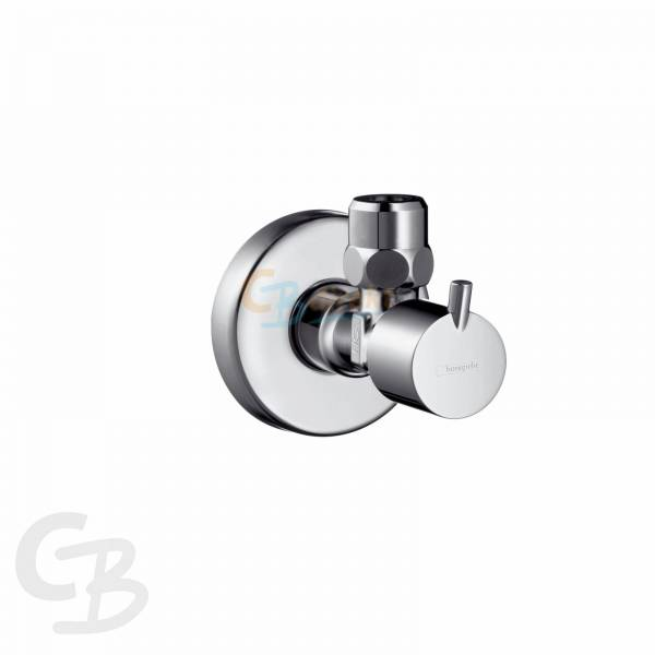 HG Eckventil S-Design chrom Hansgrohe 13901000