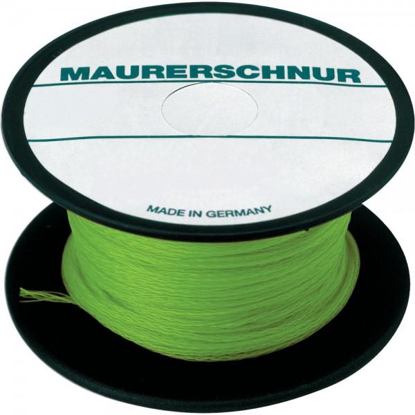 Maurerschnur PP 1,7mm 50m grün Overmann