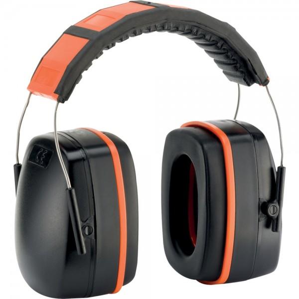 Kapselgehörschützer, 32 dB, orange, FORTIS